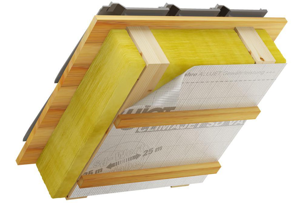alujet climajet sd vario dampfbremse alujet gmbh. Black Bedroom Furniture Sets. Home Design Ideas