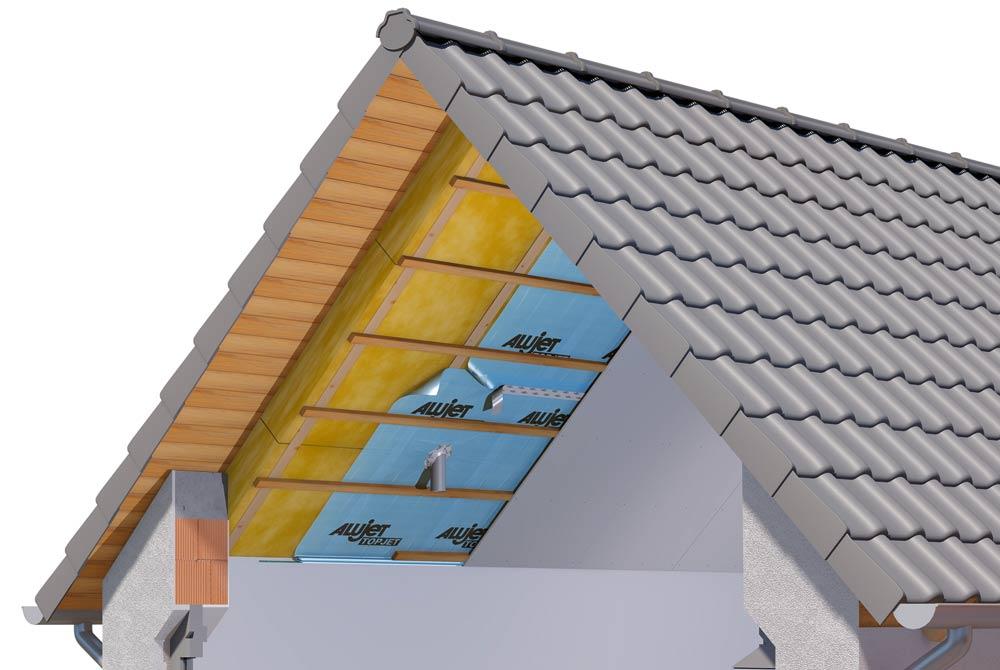 alujet topjet dampfbremse alujet gmbh. Black Bedroom Furniture Sets. Home Design Ideas